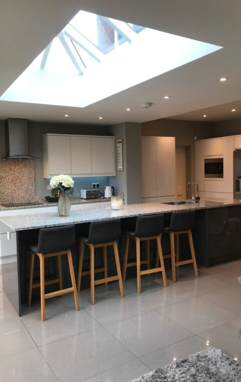 Full house renovation + Large rear extension - Knowle Road, Stafford